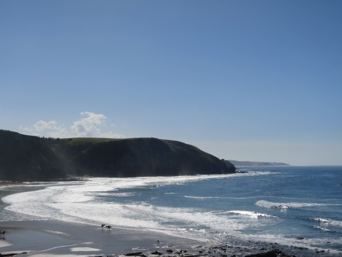 Coffee Bay Beach